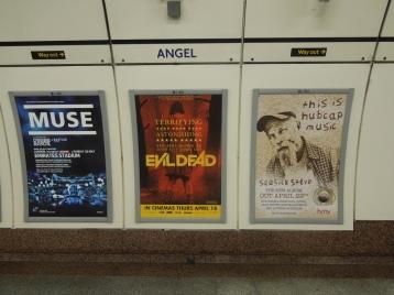 metro posters
